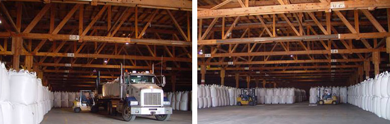 Warehouse Storage Services at Adams Industries